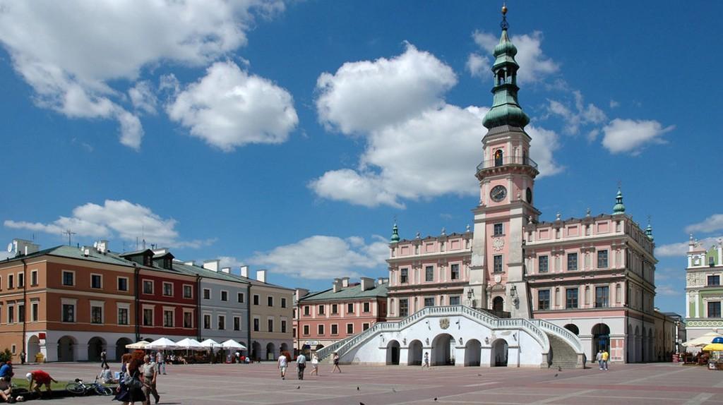 Zamość City Hall   © Michal Gorski / WikiCommons