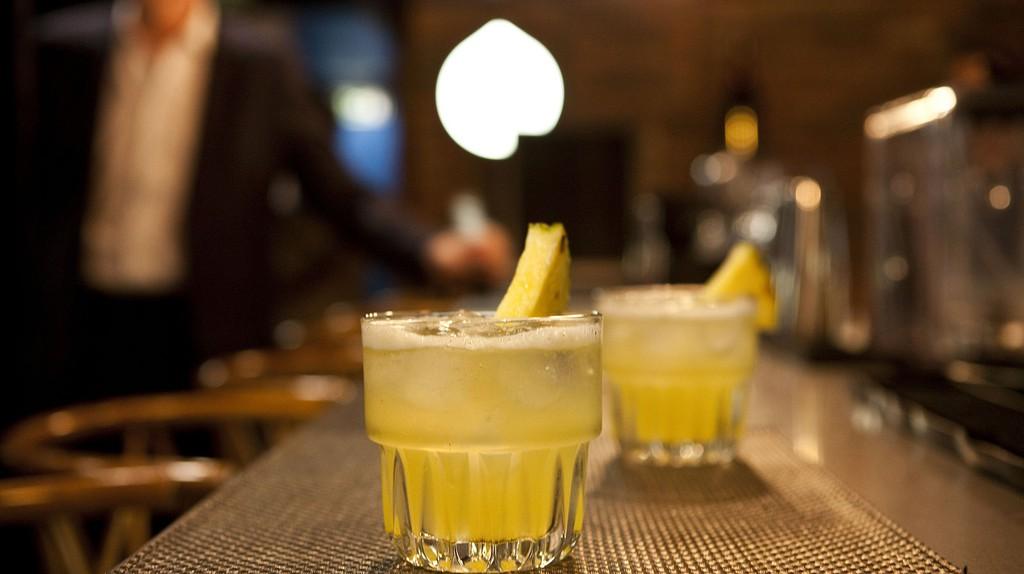 Amazing cocktails in Kreuzberg