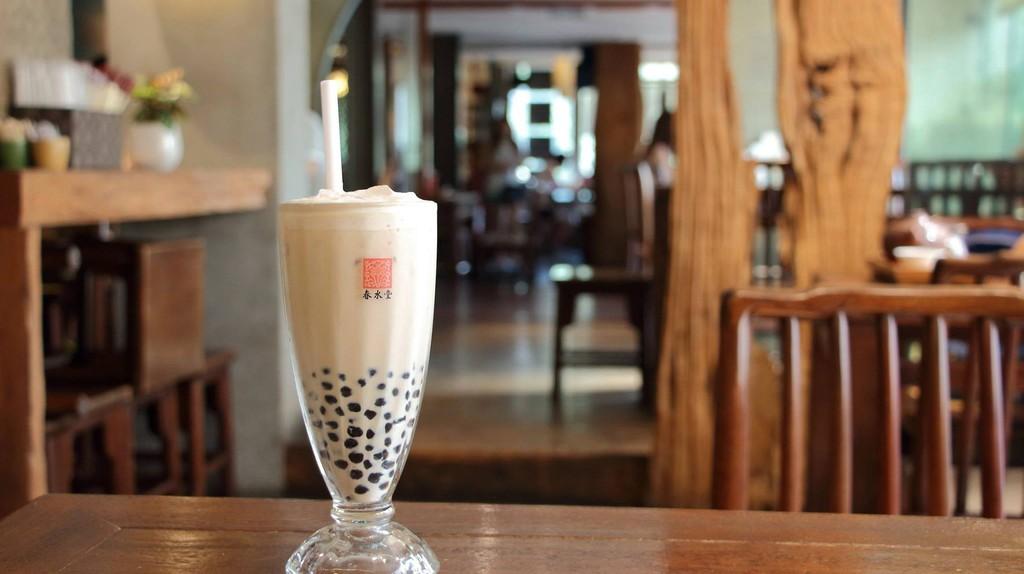 Taiwan's favorite drink
