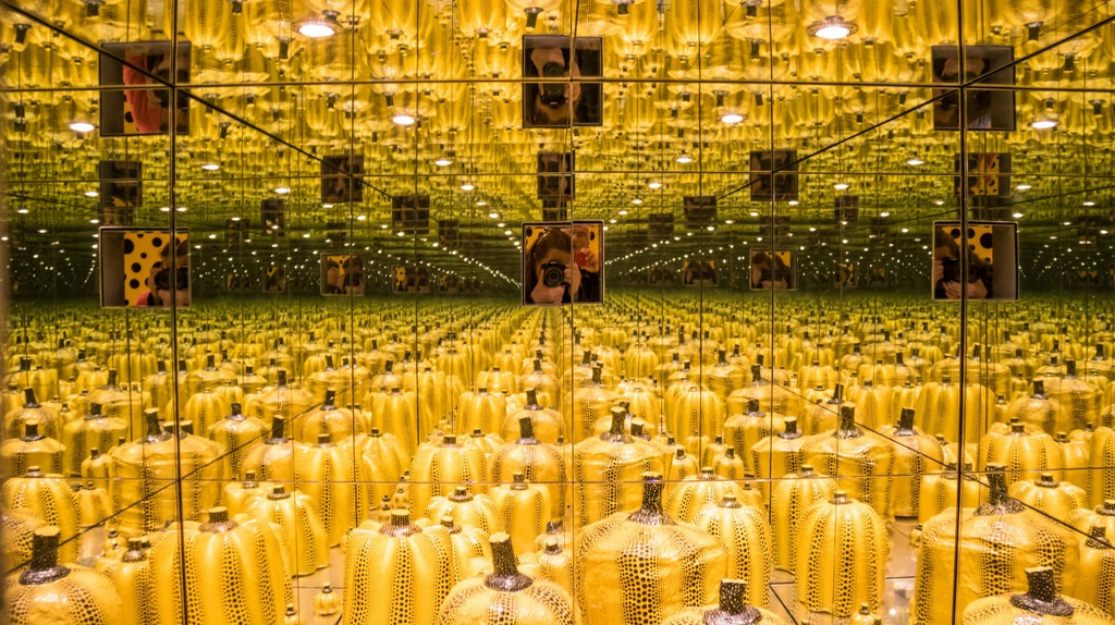 Yayoi Kusama is one of the artists who will feature at The Bangkok Art Biennale 2018 | © Susanne Nilsson / Flickr