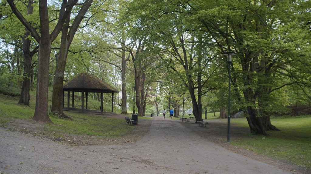 Tantolunden park is a premier picnic spot | © One Trick Pony / Flickr
