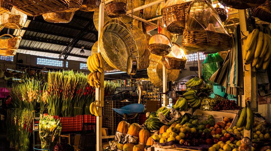 Puebla market