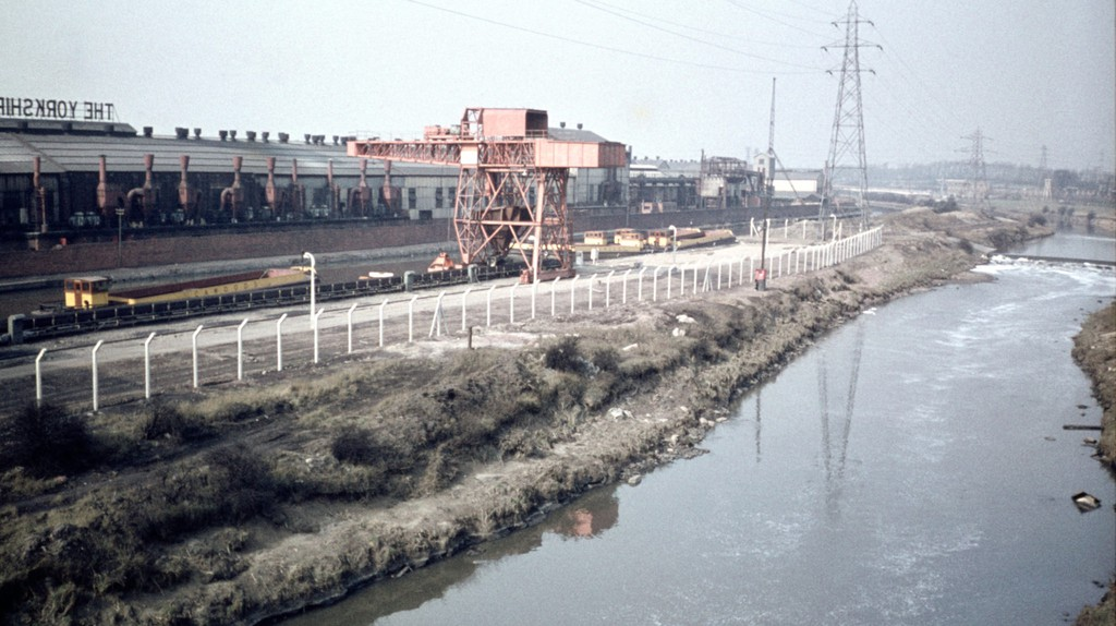 The cities of the 1960s were beset by pollution