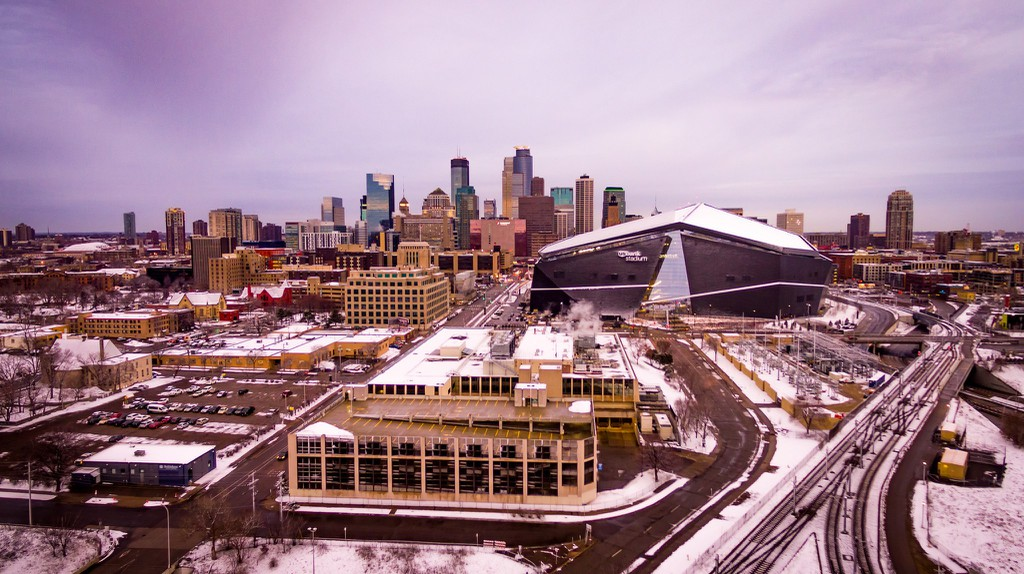 Minneapolis in winter   © Groveland Media / Flickr