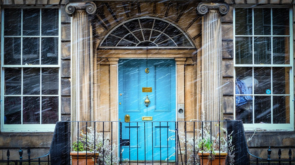 Edinburgh, Scotland | © Gary Ullah / Flickr