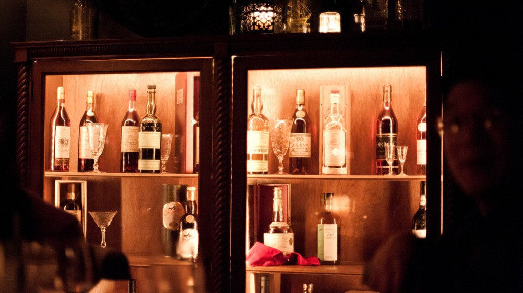 Enjoy the intimate settings of speakeasies