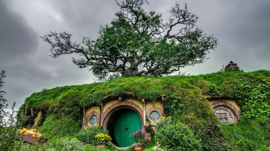 Residence of Bilbo Baggins