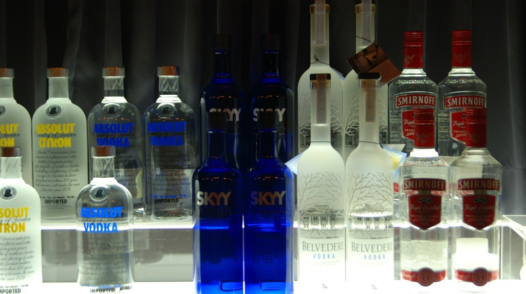 Best Vodka Brands to Try in Russia