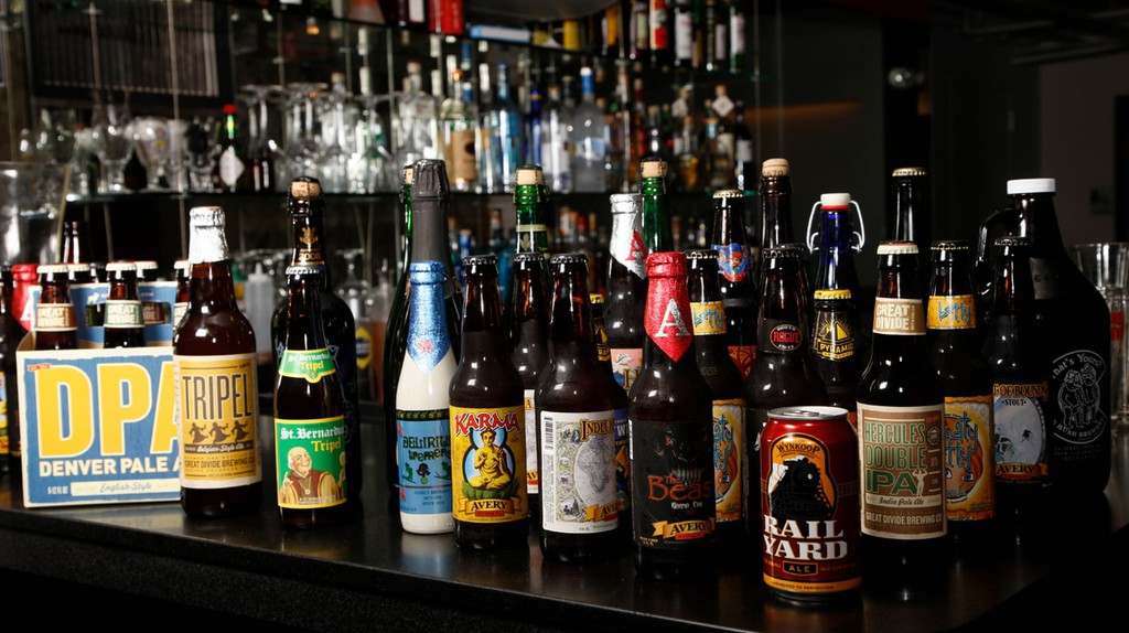 Colorado is famous for having the second most breweries in the nation.