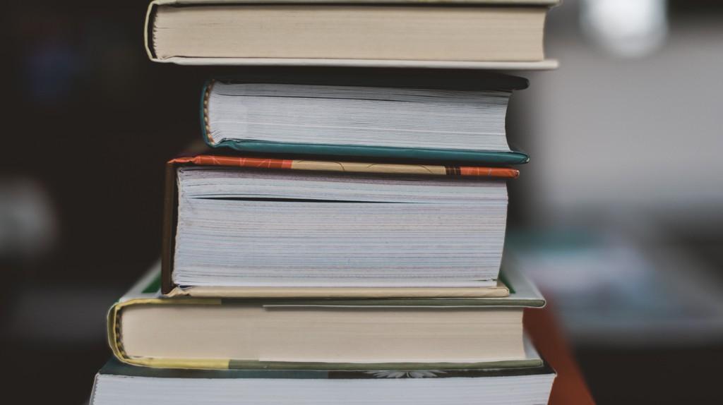 Books | © Claudia / Unsplash