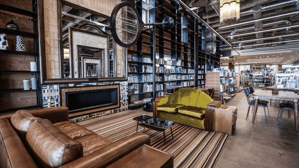 Johannesburg has no shortage of slick workspaces to suit your creative needs