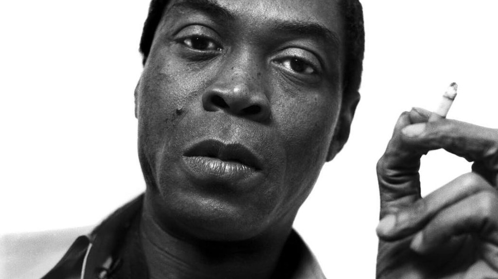 Legendary Nigerian artist Fela Kuti