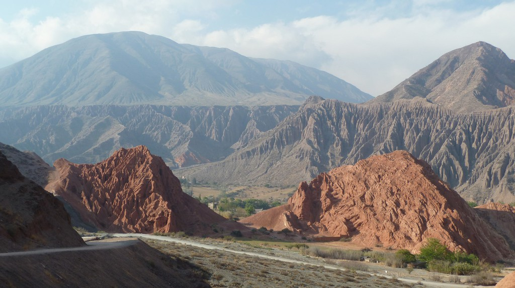 The incredible landscapes of Argentina