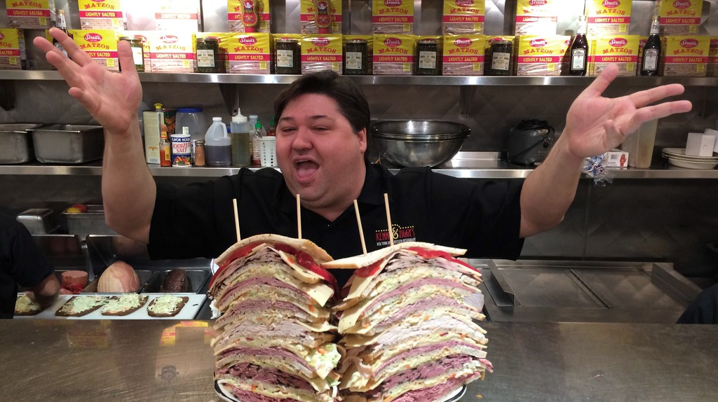 The Zellagabetsky is a Texas-sized, New York-inspired food challenge