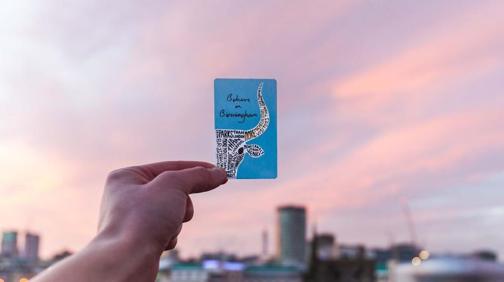 Independent Birmingham card | © Facebook