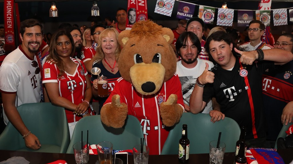 FC Bayern Munich supporters in America