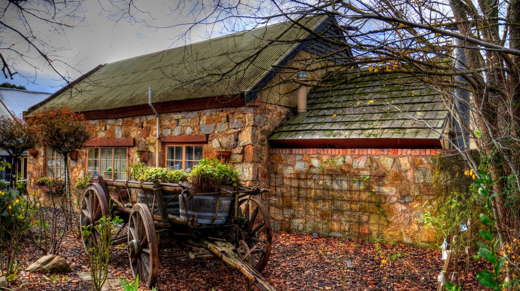 Old Mill in Hahndorf, South Australia