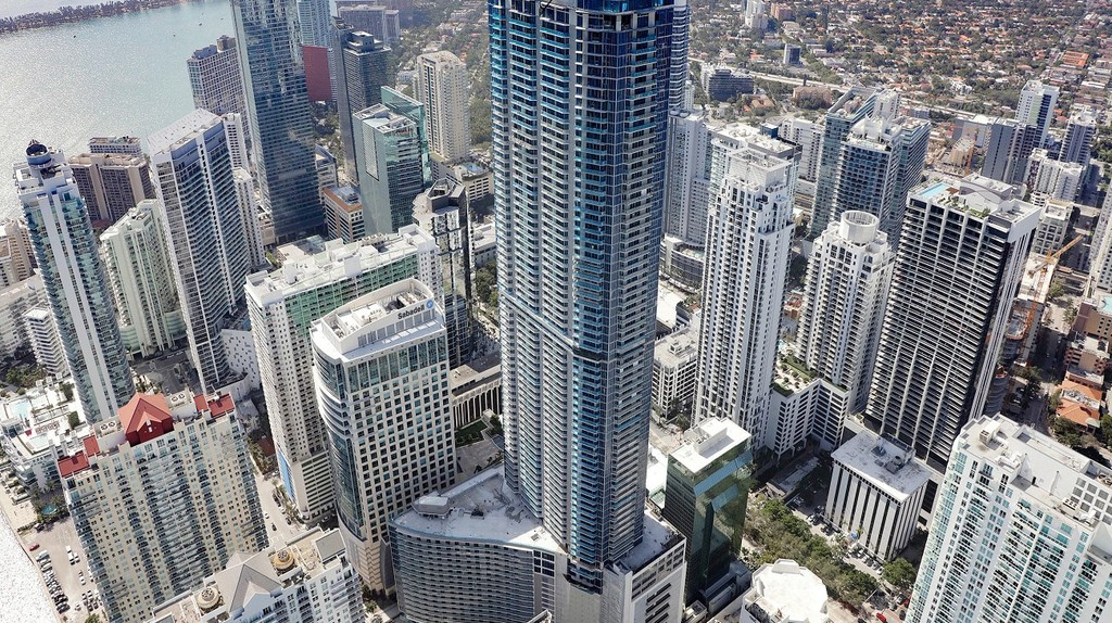 Panorama Tower | © Florida East Coast Realty