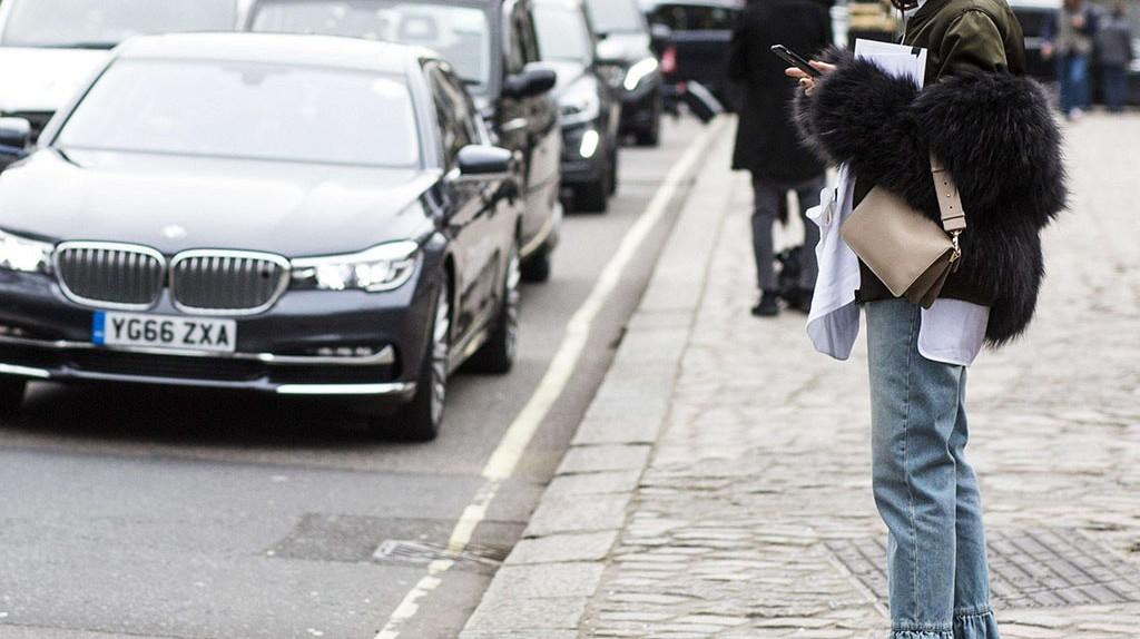 Street Style, AW17, London Fashion Week