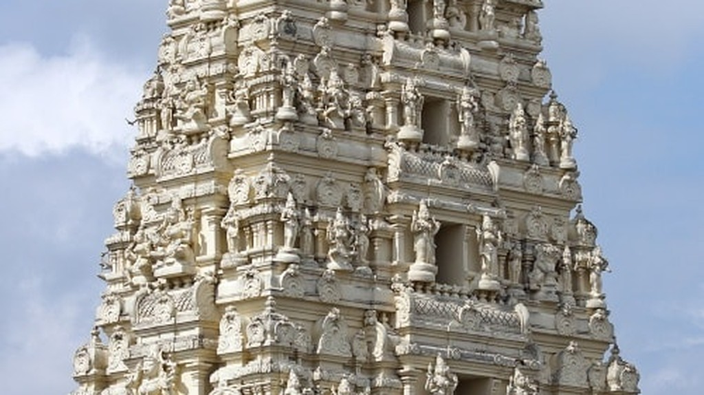 The Most Well-known Hindu Temples in Germany