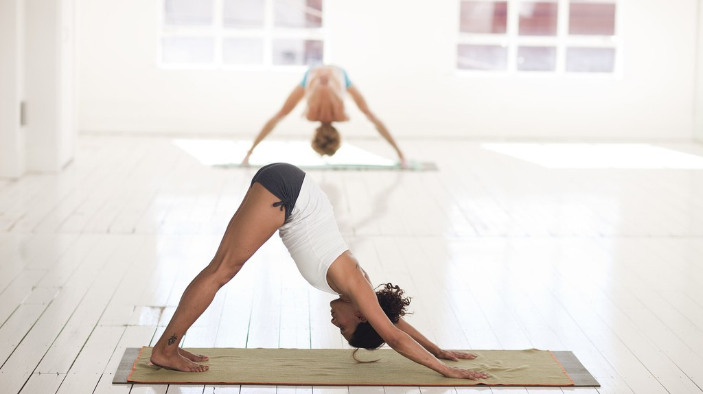 Take a yoga class while in Luxmebourg