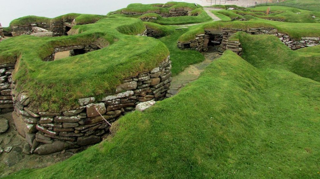 Skara Brae, Orkney, Scotland