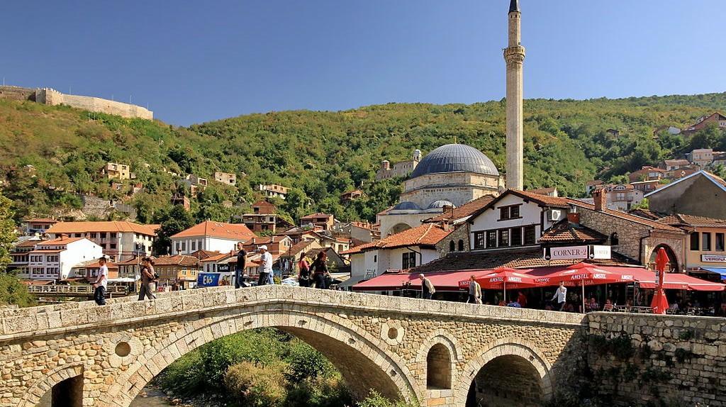 Stone Bridge, Prizren