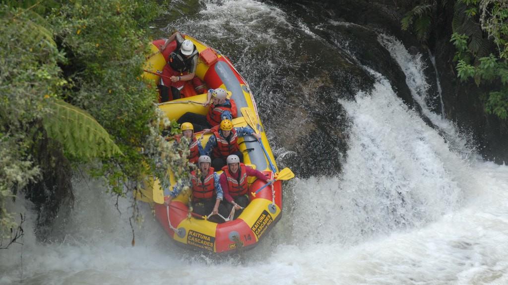 Kaituna River Rafting, Rotorua