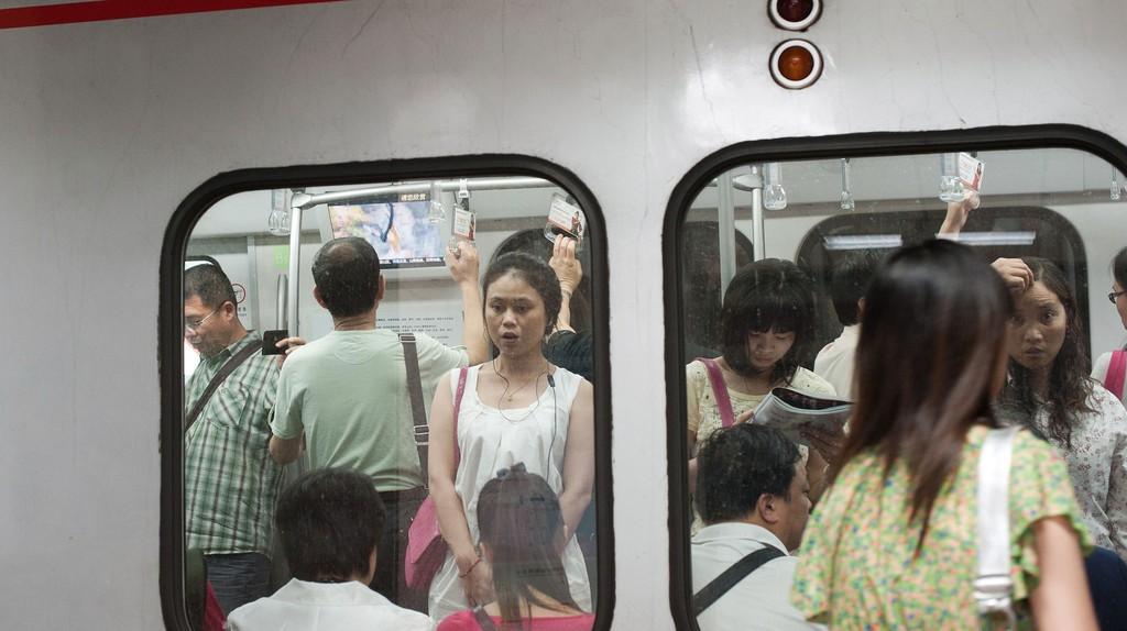 Beijing's subway