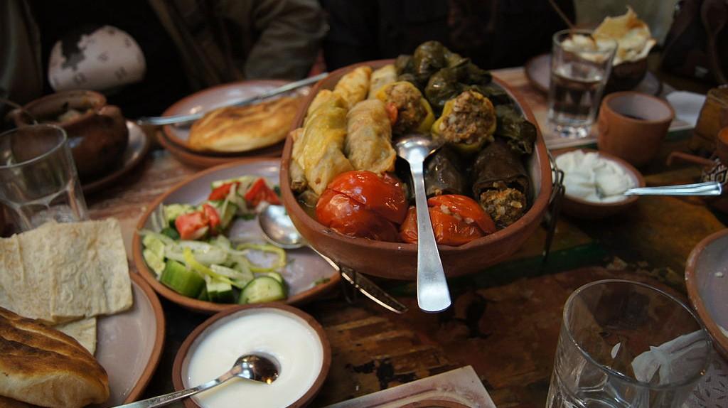 Staples of Armenian cuisine
