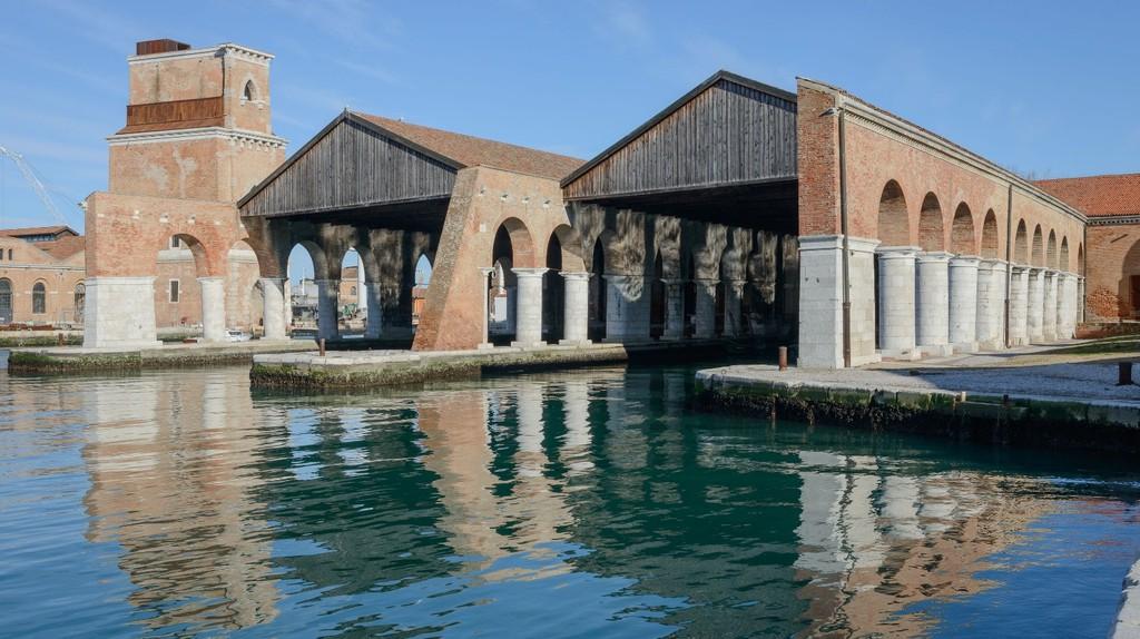 The Arsenale at La Biennale di Venezia, Venice, Italy