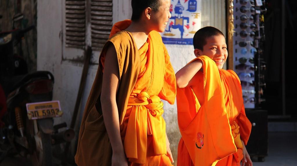 Novice Monks