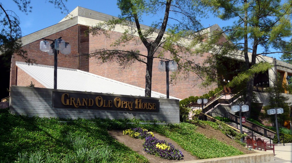 Nashville's Grand Ole Opry House