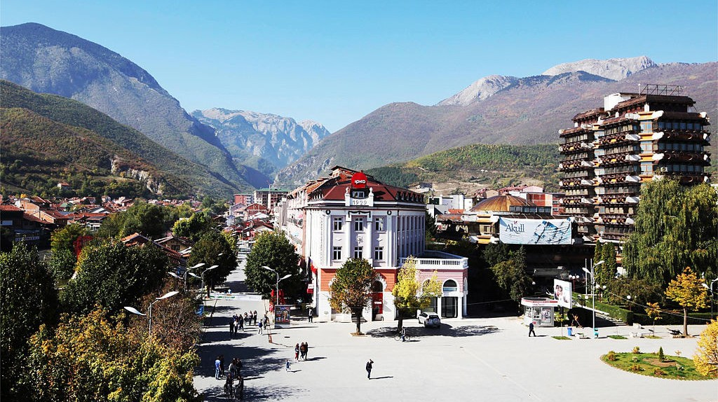 Peja is the perfect destination for travelers in search of relaxation