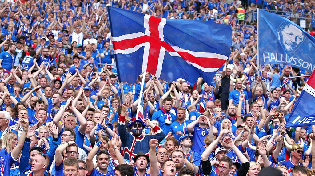How to Support Iceland's Football Team Like an Icelander