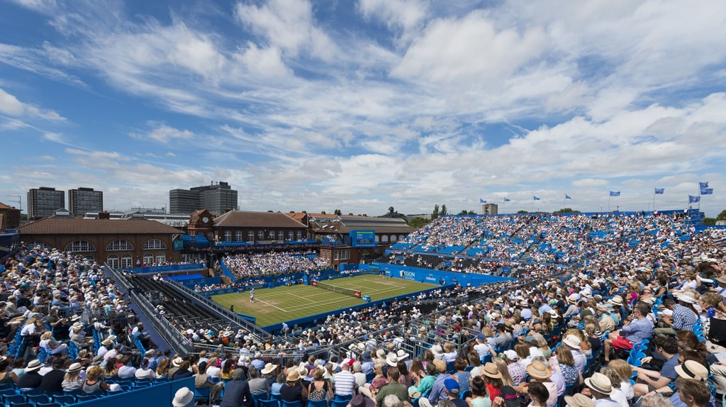Why not watch the Queen's Club Championships instead?