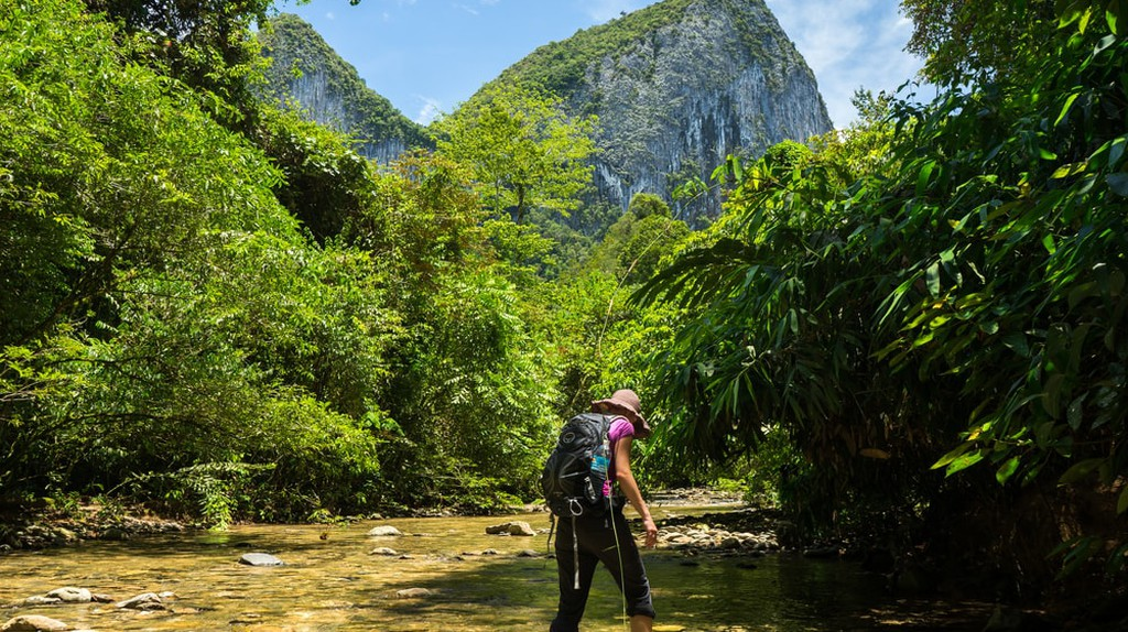 Endless hiking and trekking opportunities in Malaysia