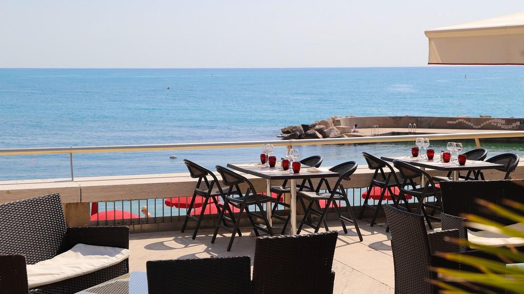 Dining, Monaco style