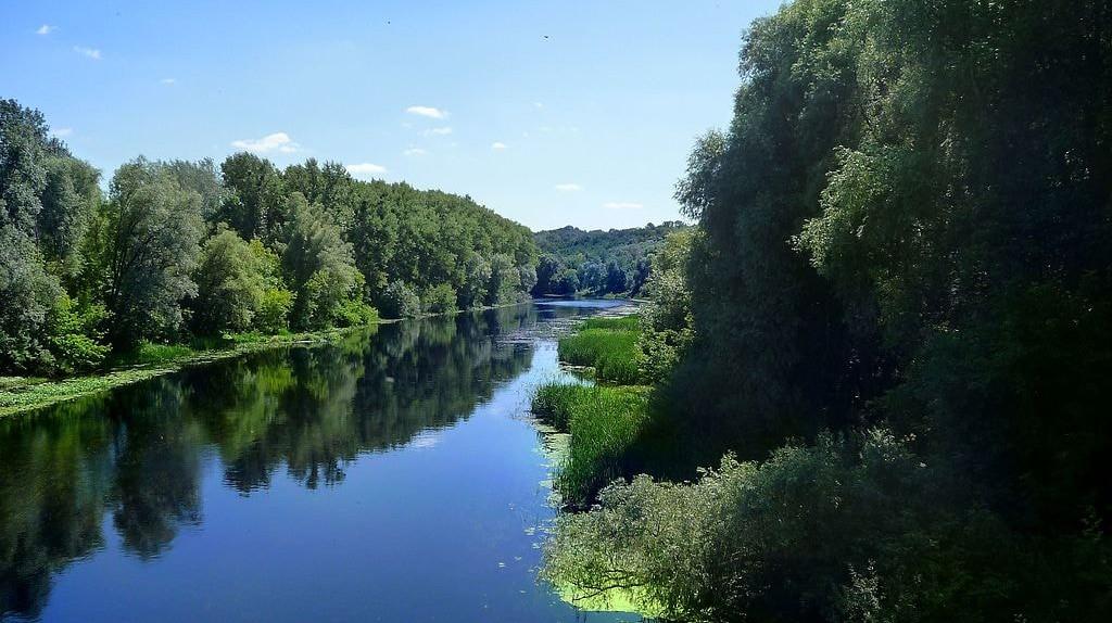 River Psel, Ukraine