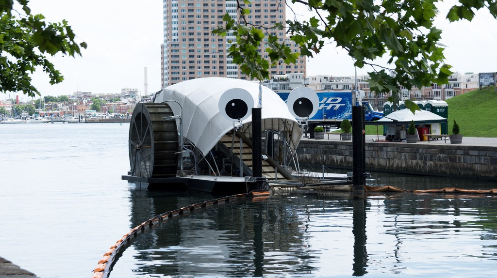 Baltimore's Mr. Trash Wheel