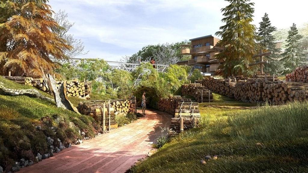 Gardens of Villages Nature Paris