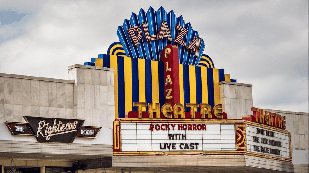 The Plaza Theatre, Atlanta