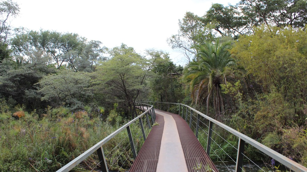 Popa Falls Game Park