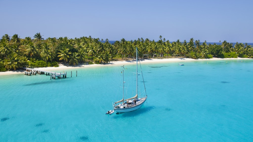The gorgeous Cocos (Keeling) Islands
