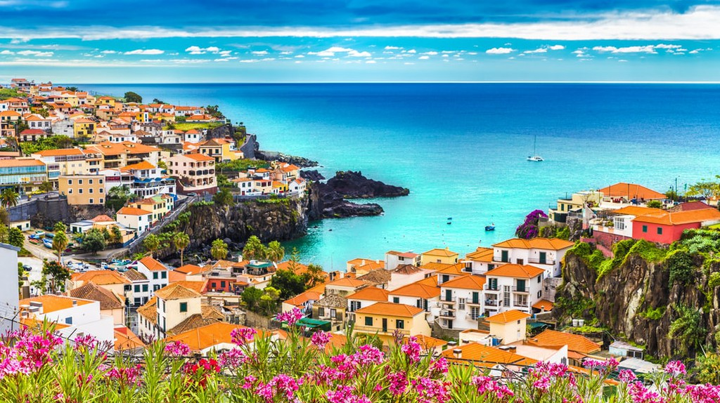 Camara de Lobos, Madeira island, Portugal