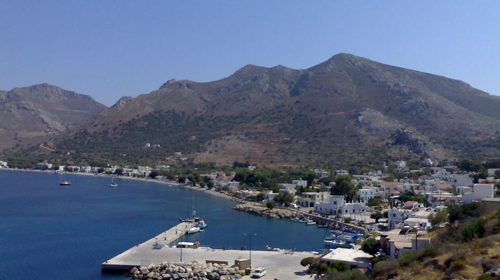 Livadhia, Tilos