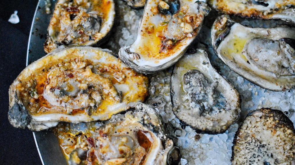 Endless seafood