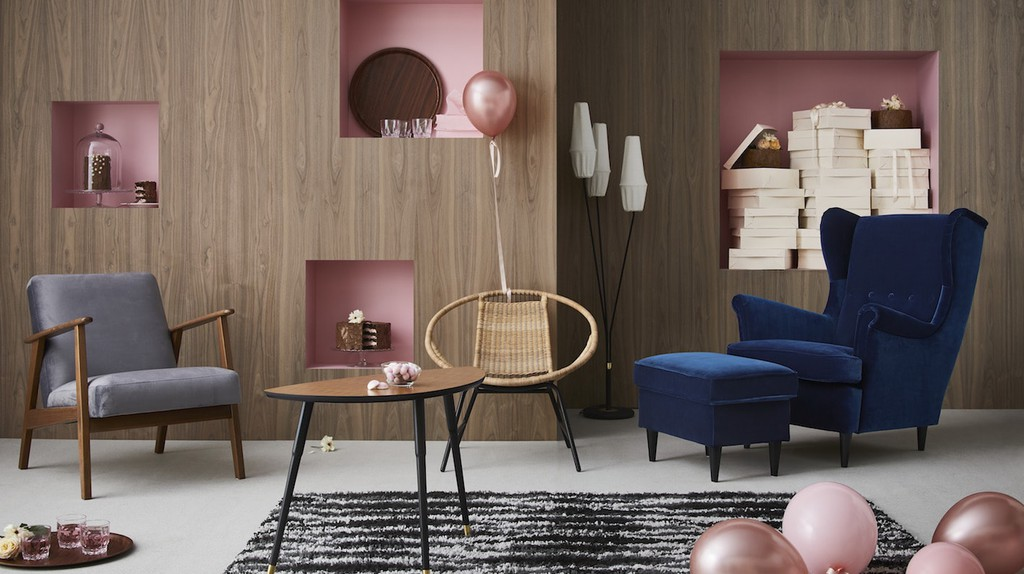 IKEA 'Re-imagined Classics' Collection