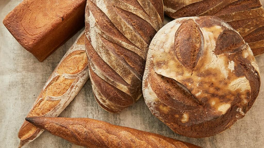 Bien Cuit specializes in breads like baguette, sourdough and pain de mie