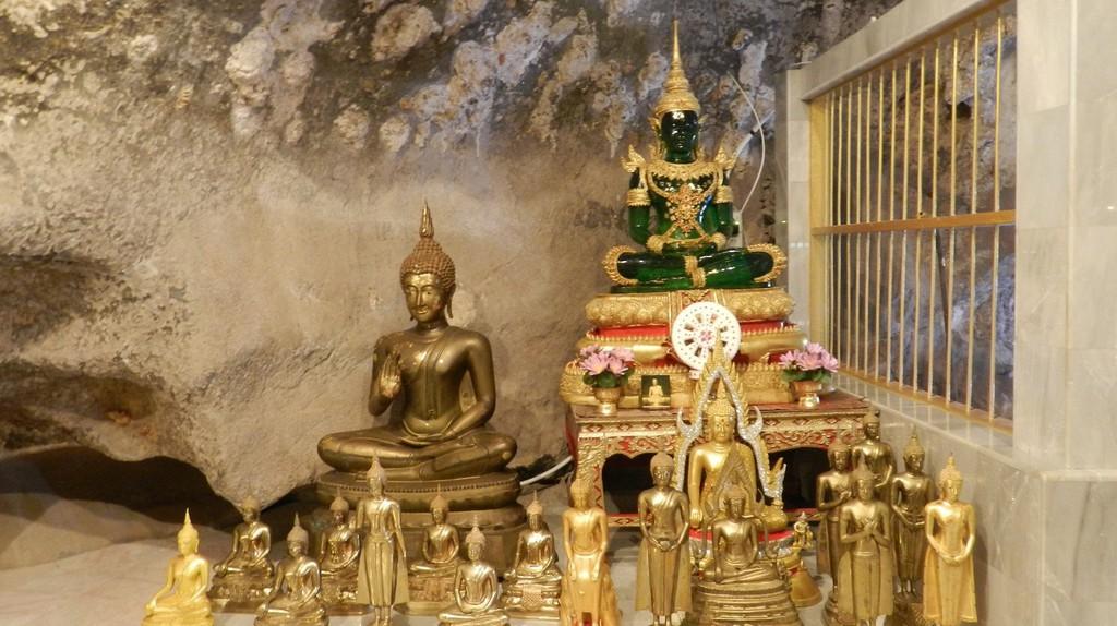 Details in a Krabi temple